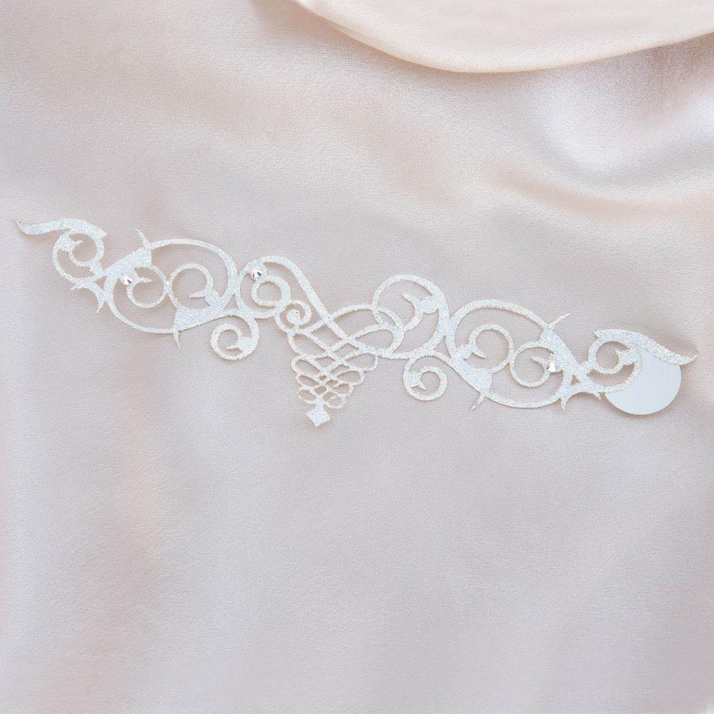 bijoux de peau cordoba blanc fond satin