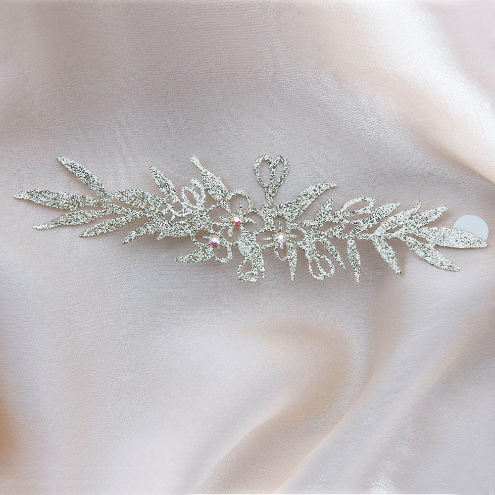 bijoux de peau madame geisha bracelet or fond satin