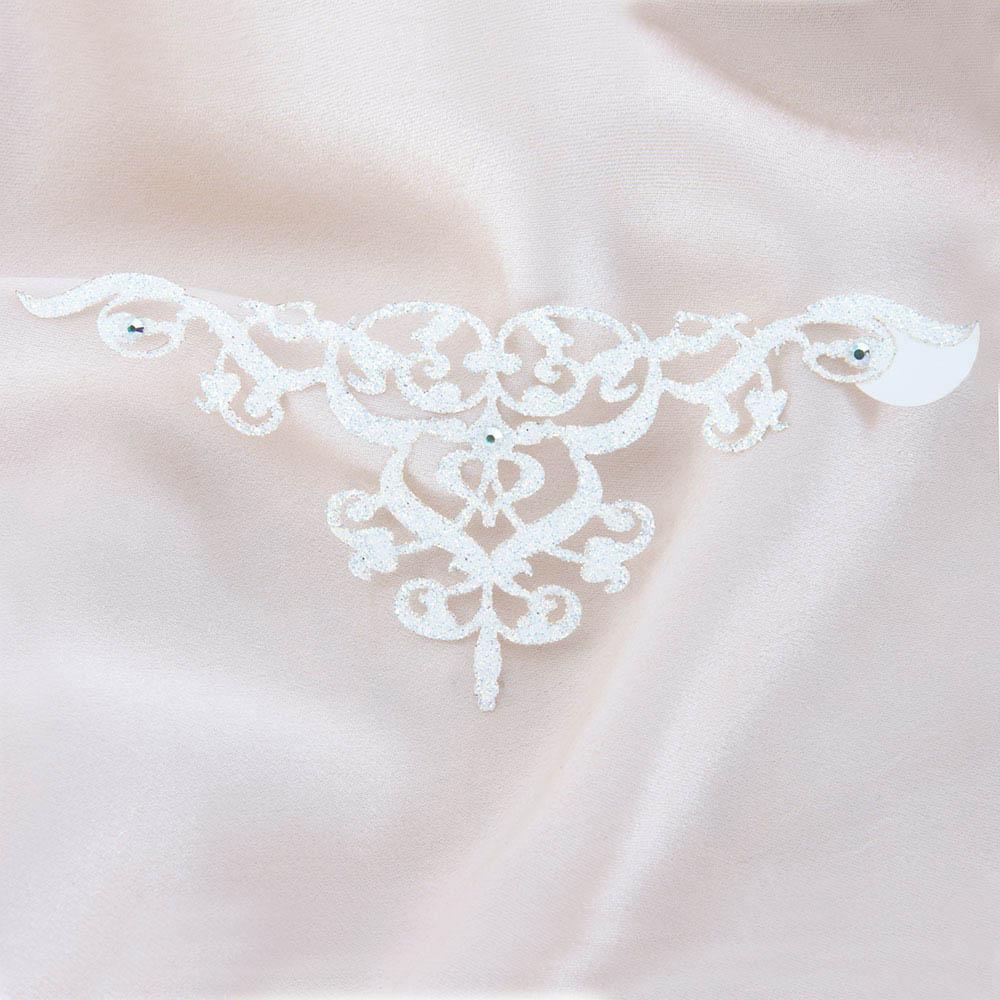 bijoux de peau granada blanc fond satin
