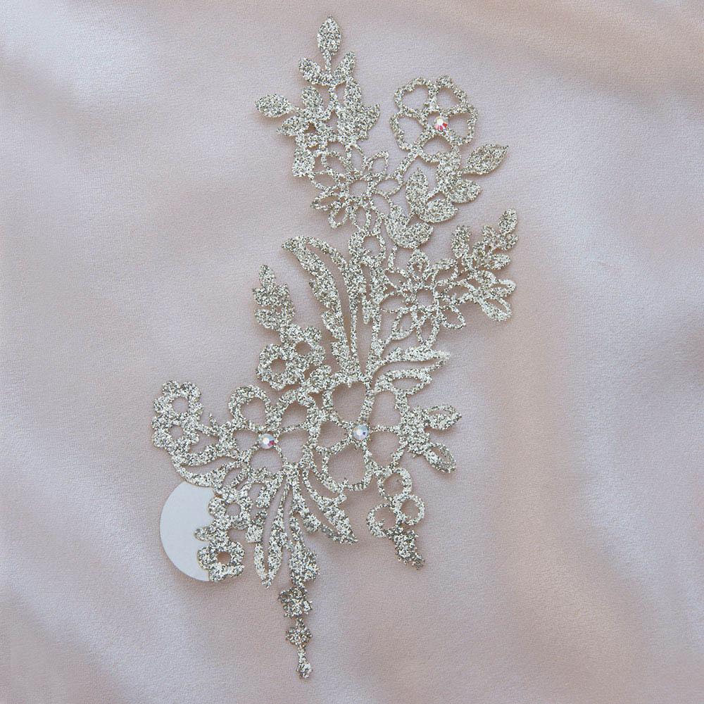 bijoux de peau jaipur or fond satin