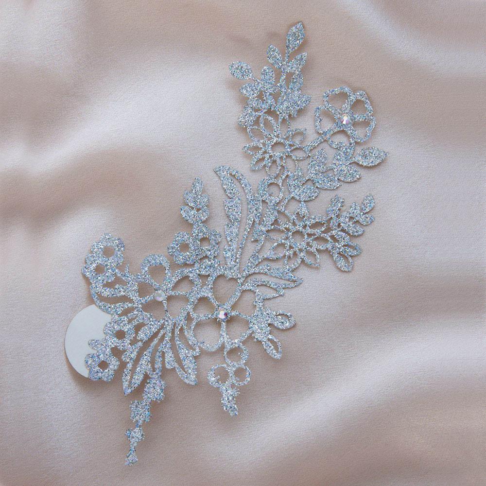 bijoux de peau jaipur argent fond satin