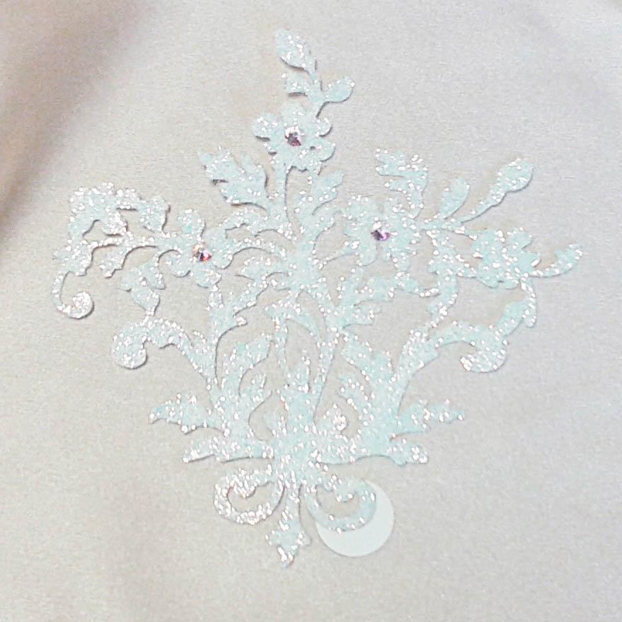 bijoux de peau lady jane blanc fond satin