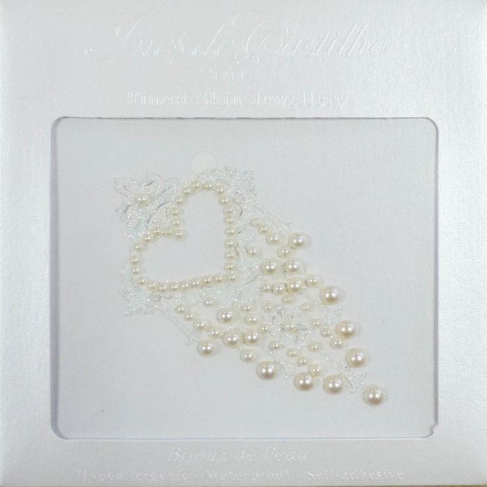 coffret bijoux de peau mariage niagara perles