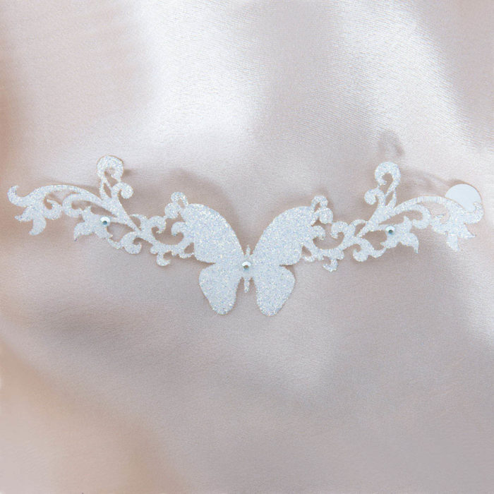bijoux de peau shanghai girl blanc fond satin