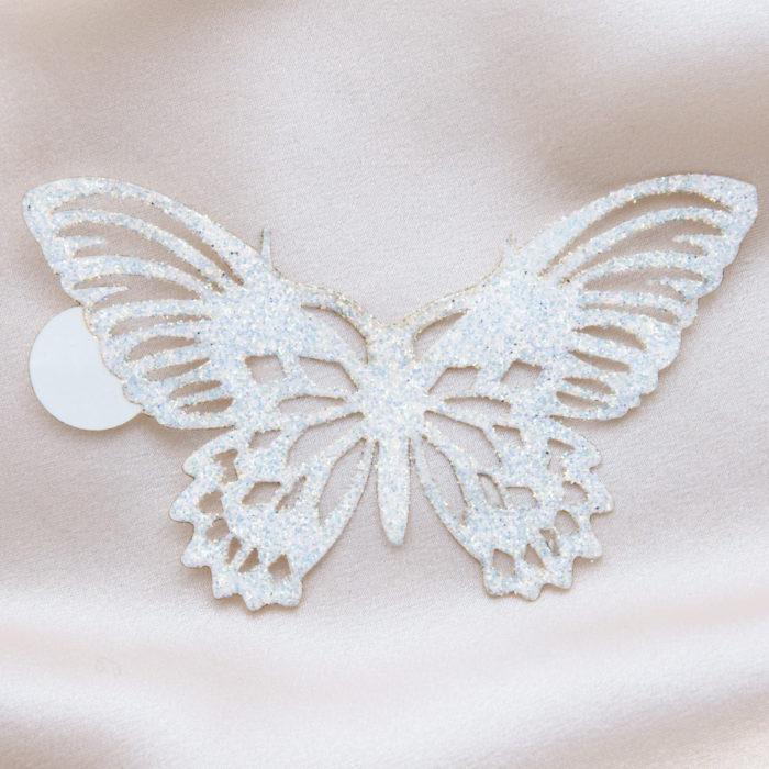 Papillon Adhésif Strass Zéphyr
