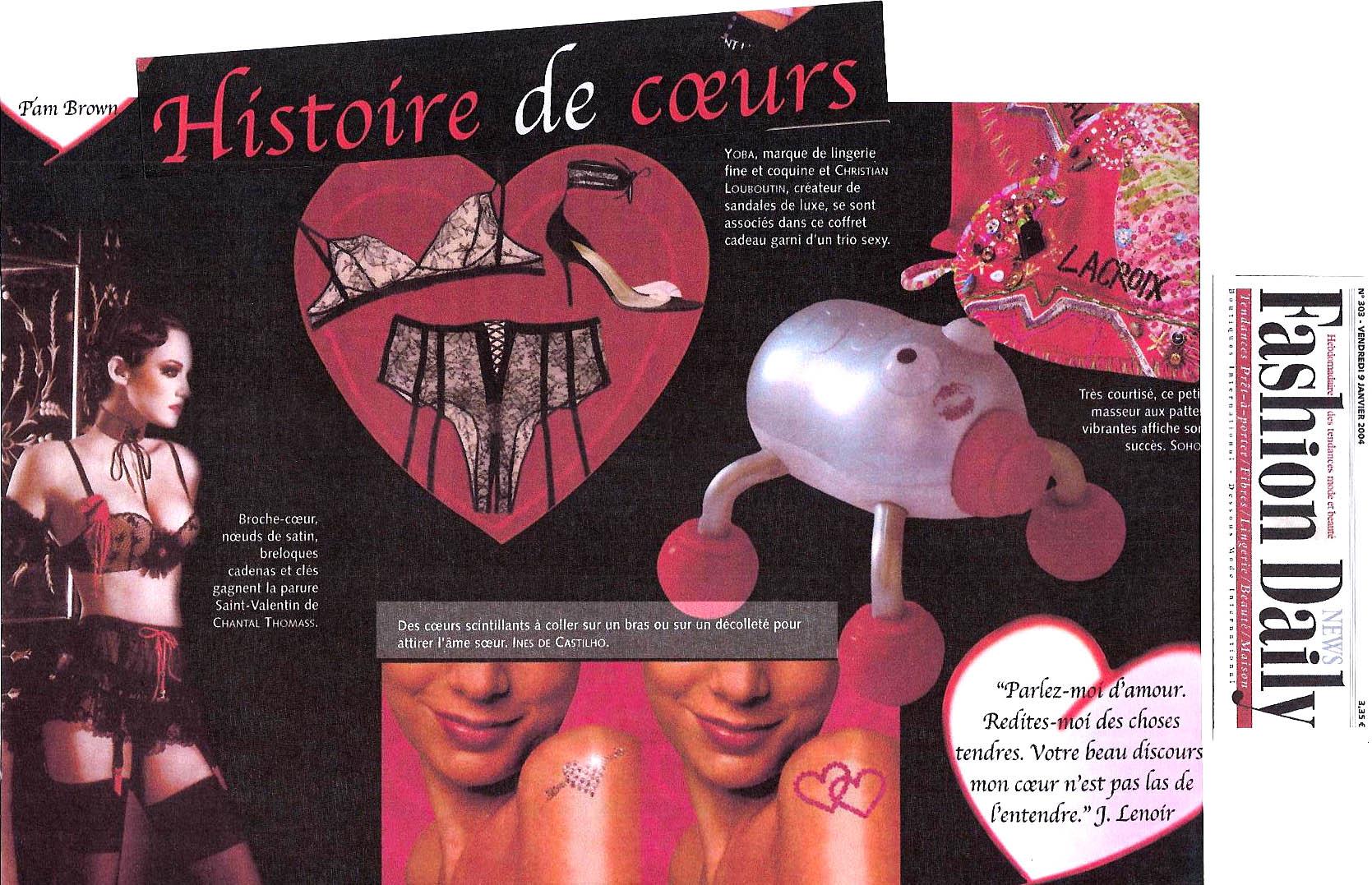 Bijoux Adhésifs